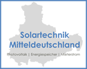 SOLARTECHNIK MITTELDEUTSCHLAND Logo